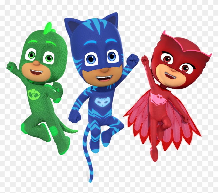 Pj Mask Pj Mask Vector Free Transparent Png Clipart Images Download