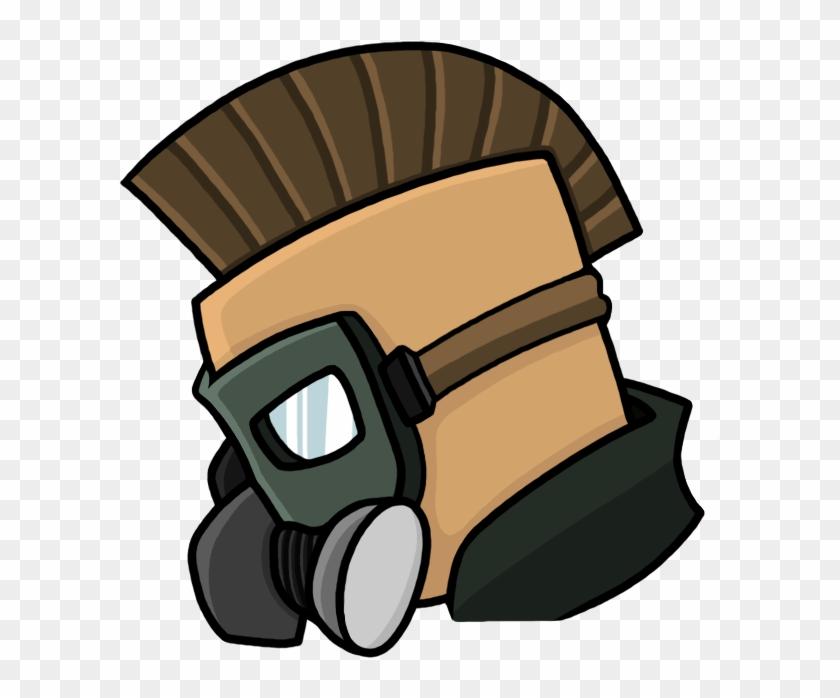 Gas Mask Rebel By Theunionsart Roblox Tower Warfare Free