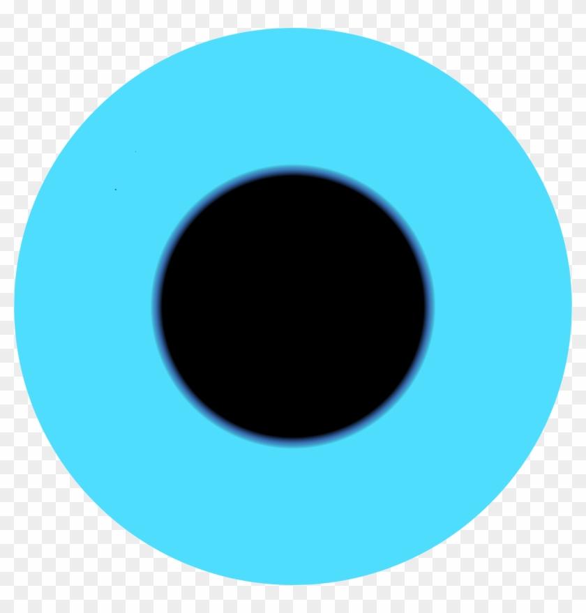 Blue Eyes Clipart Eys - Iris Eye Clip Art #214424