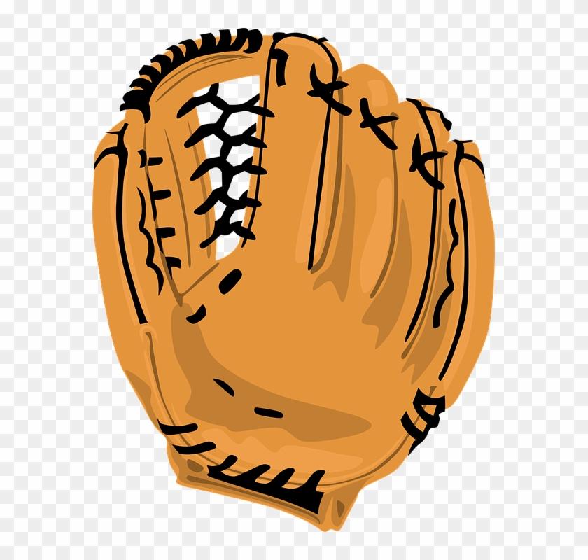 Fletcher's Mitt - Baseball Glove Vector #214468