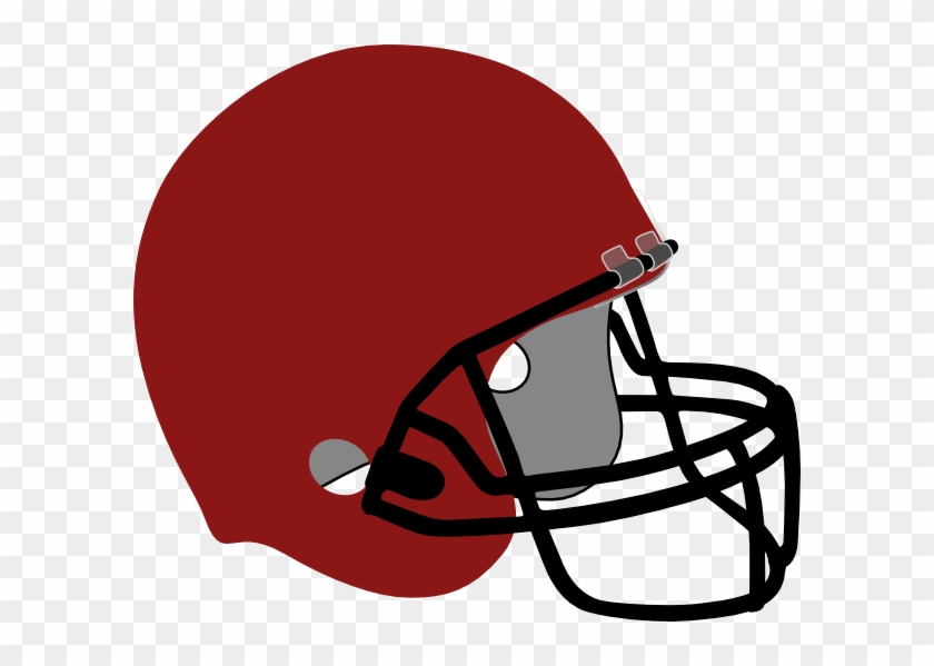 Football With Helmet Drawing #214531
