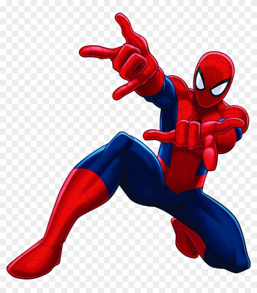 Spider-man Png - Spiderman Png #214558
