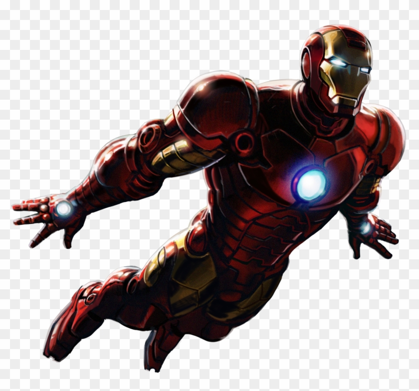 Iron Man Transparent Images All Clipart - Avengers Alliance Iron Man #214783