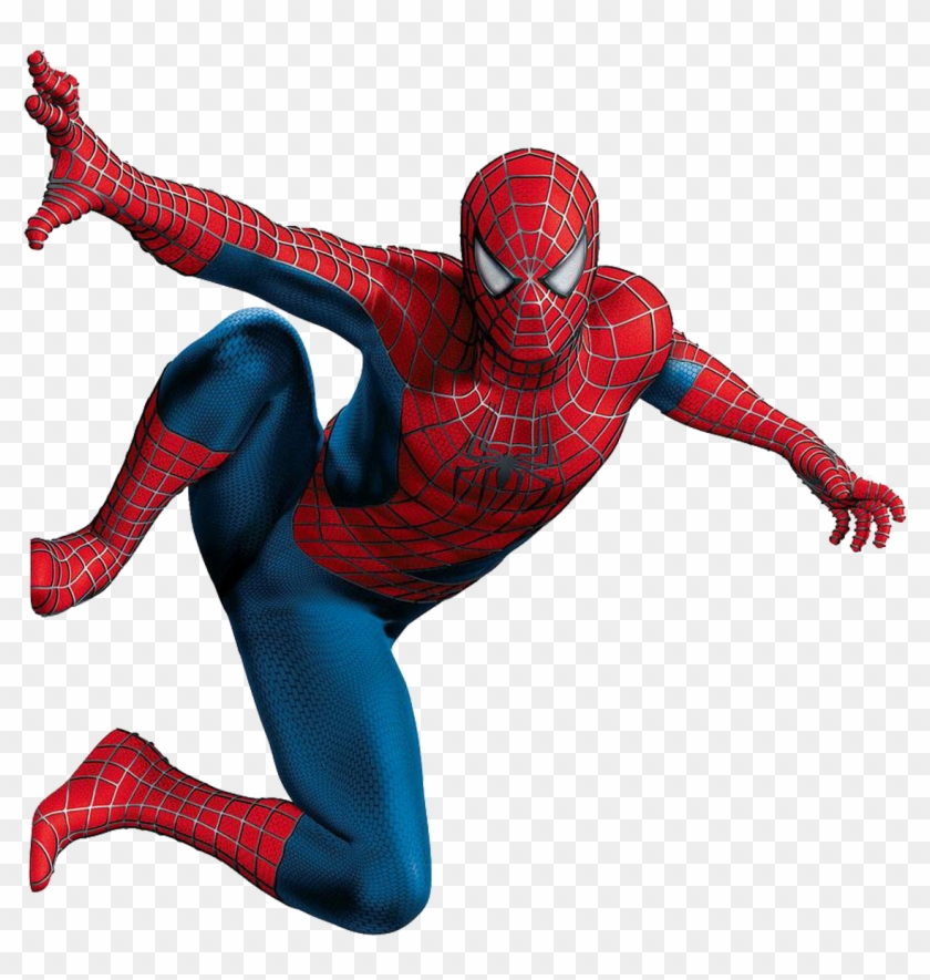 Spiderman Clipart Transparent Tobey Maguire Spiderman Png Free