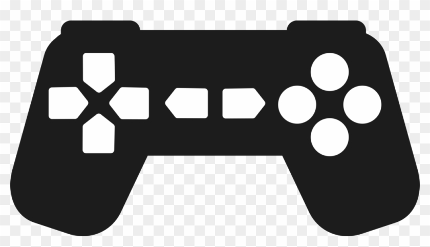 """""""it's A Nice Starter Up For The Kids, To Be Entertained - Game Controller Clip Art Transparent #214993"""