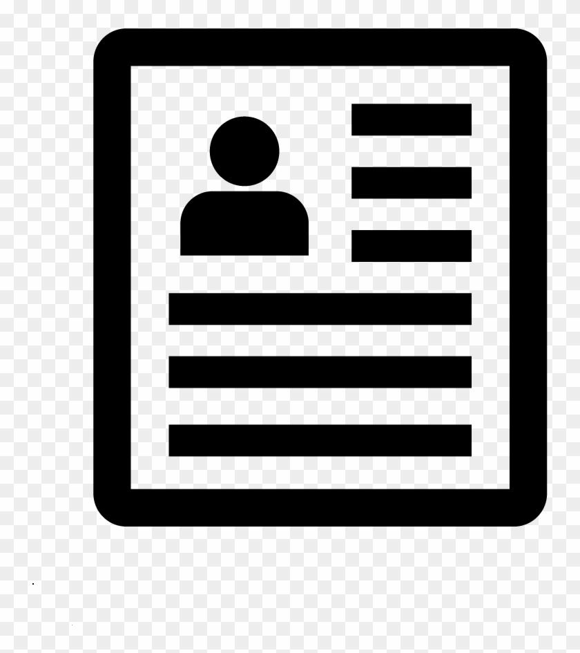 Preparing For Job Search Icon