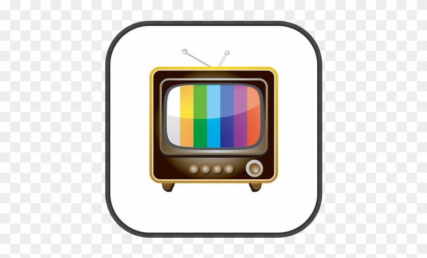 Iptv M3u Playlist 2017 - Tv Icon Png Transparent - Free Transparent