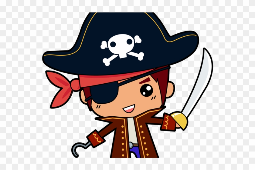 Island Clipart Cute - Pirate Png #1362902