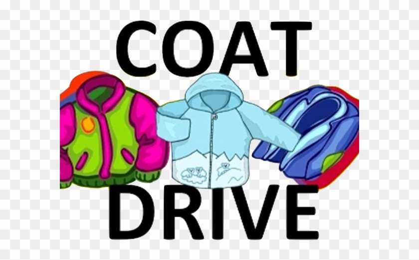 Hillside Cares Is Teaming Up With The Hillside Student - Free Printable Coat Drive Flyer #1363309