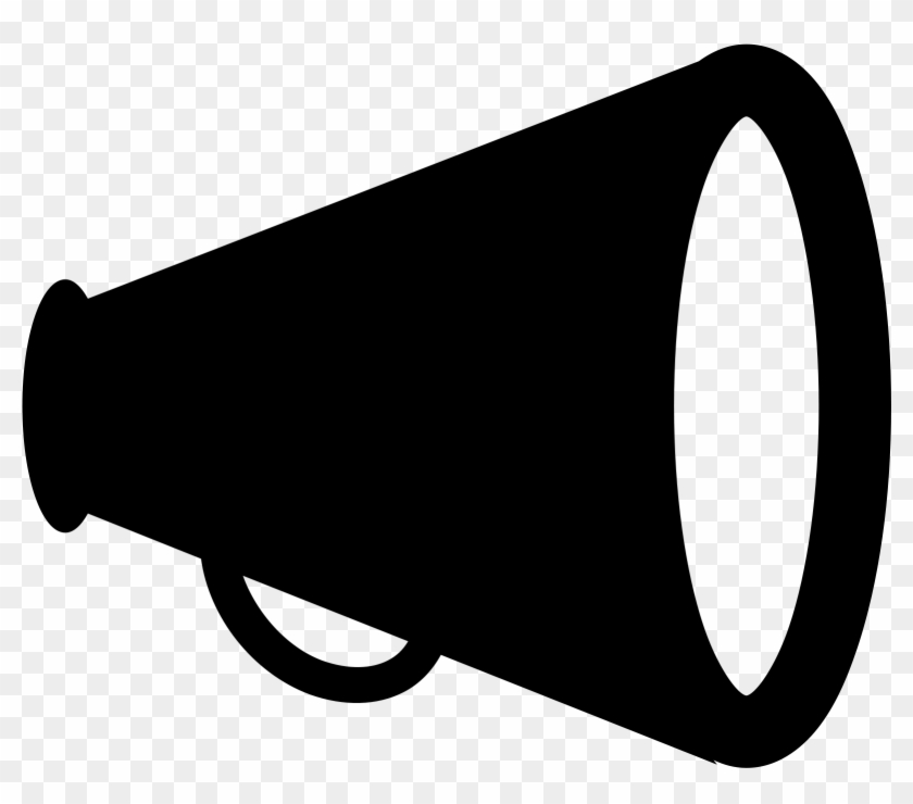 Messaging-megaphone - Megaphone Icon #1363918