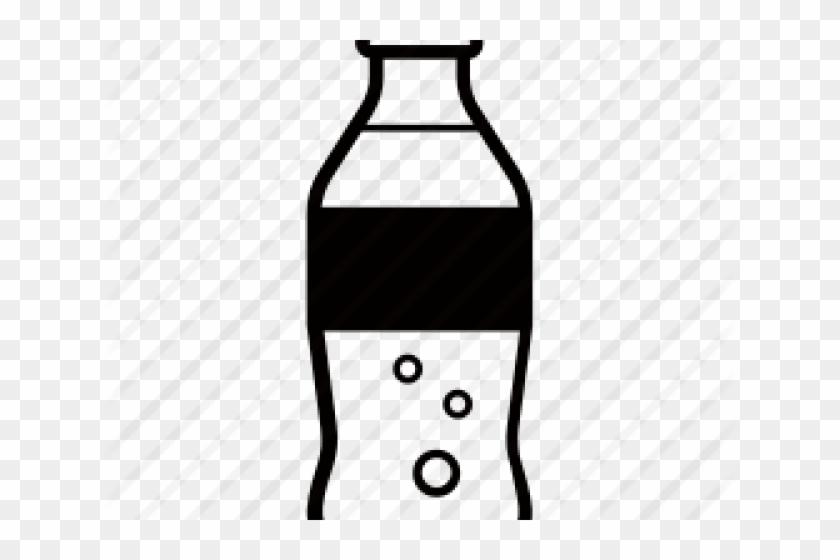 Plastic Bottles Clipart Fizzy Pop - Plastic Soda Bottle Clipart #1365962
