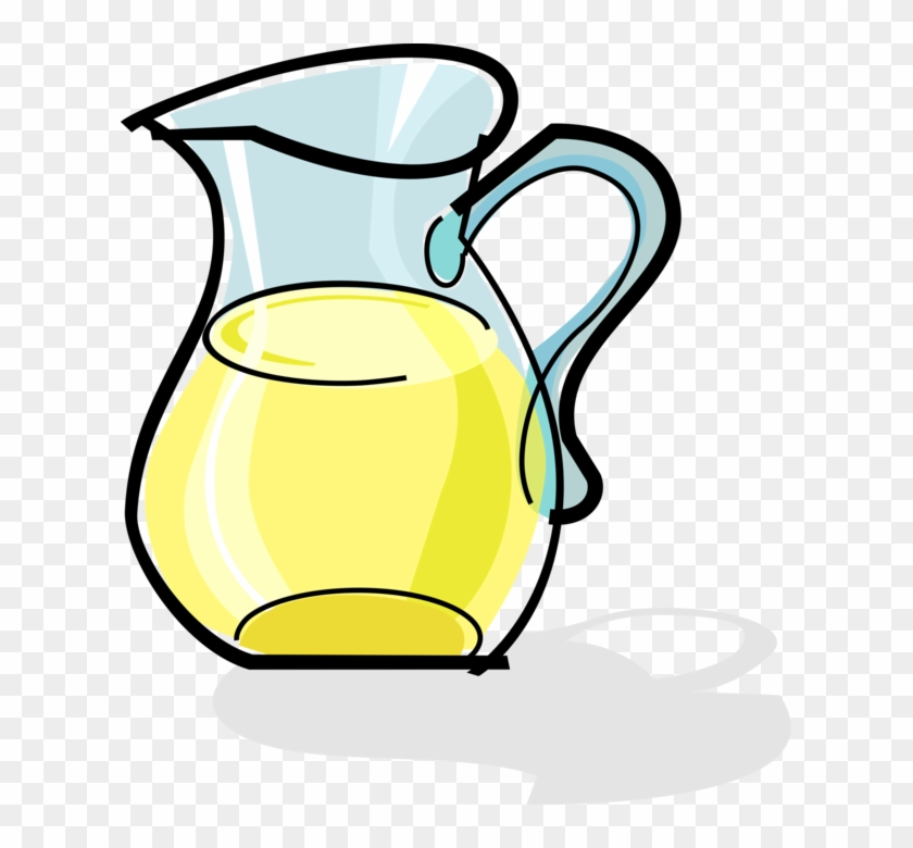 Jpg Transparent Huge Freebie Download For - Jug Of Lemonade