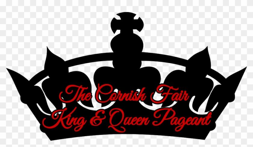 The Cornish Fair Pageants - Queen Crown Clipart Transparent Background #1368194