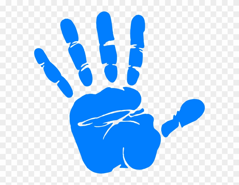 Art Works Eagan Needs Elbow Grease - Clipart Handprints #1368686