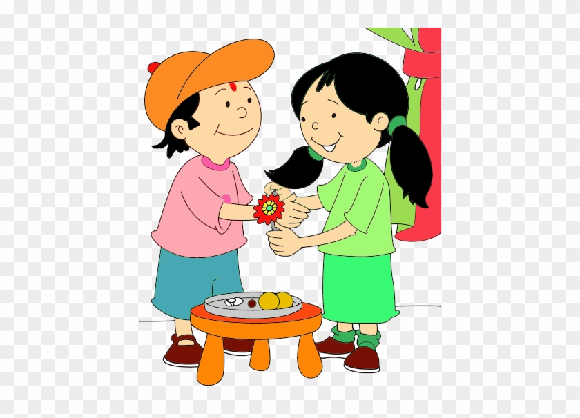 Sisters, Before You Begin, Would You Not Like To Know - Raksha Bandhan Drawing Easy #1371319