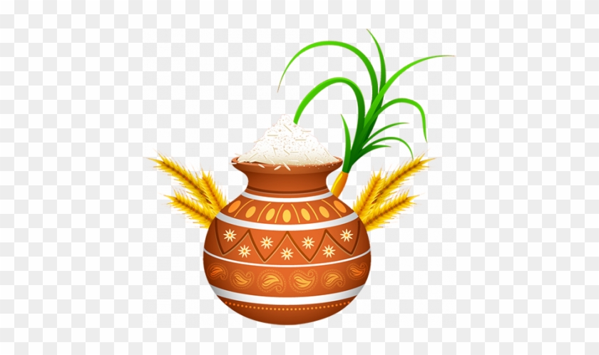Picture Transparent Download Agriculture Clipart Farmar - Pongal Festival Png #1371801