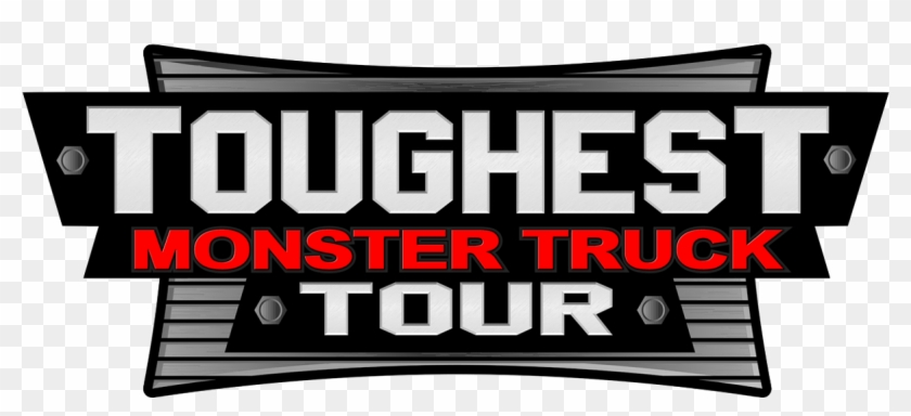 Treadwear Presents The Toughest Monster Truck Tour - Toughest Monster Truck Tour Logo #1372116