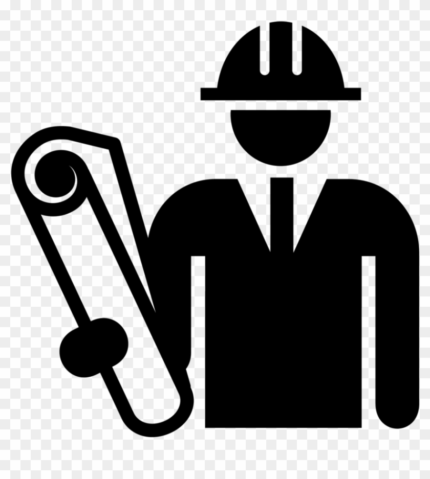 Collection Of Free Contracting Clipart Service - Project Icon Black And White #1372195