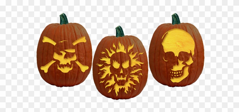 disturbed logo pumpkin carving patterns - 700×395