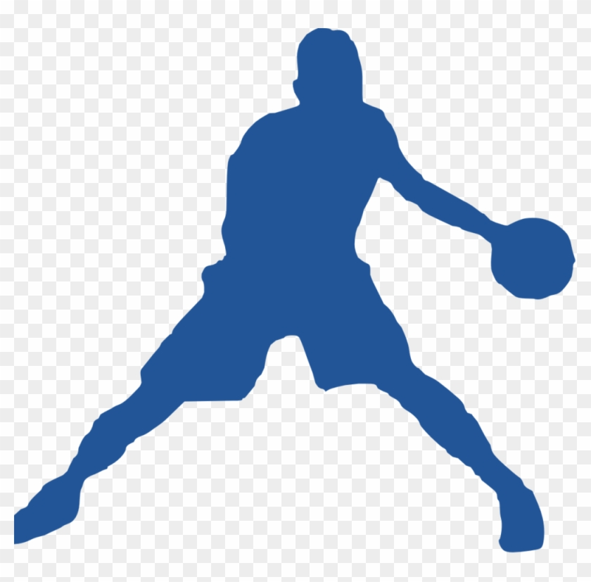 Free Shooting Workout Nothing But Net Basketball Clip - Basketball Player Clipart Png #1373782