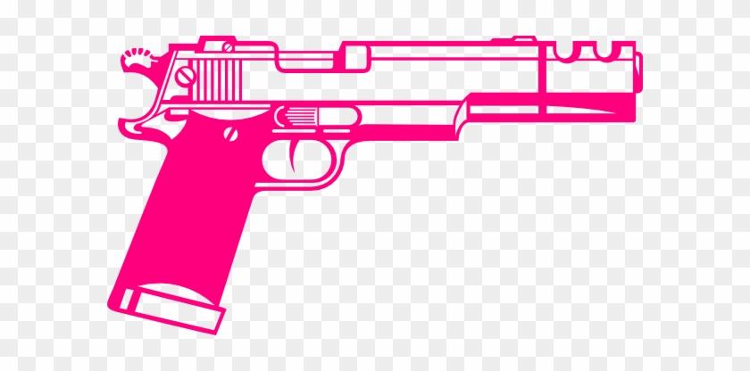 Gun Shot Clipart 9mm - Cleaning This Gun Magnet #1374517