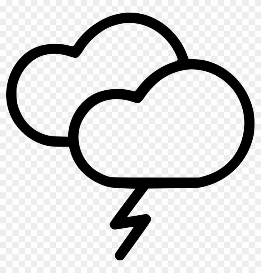 Hail Falling Clipart - Rain #1374764