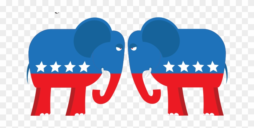 The Republican Party Is In An Absurd A State Of Chaos Donkey And Elephant Parties Free Transparent Png Clipart Images Download Download the free graphic resources in the form of png, eps, ai or psd. the republican party is in an absurd a