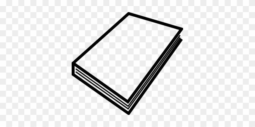 Book Cover Download Document Openoffice - Closed Book Clip Art #1375937