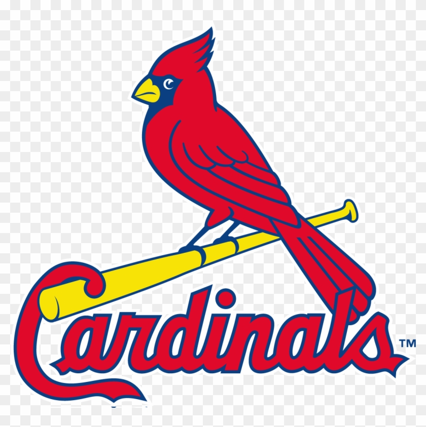 Cardinals Bird On Bat #1376745