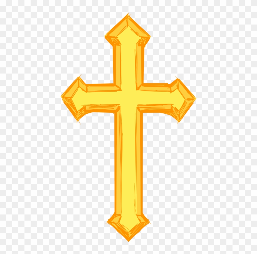 All Photo Png Clipart - Christian Cross Symbol #1376792