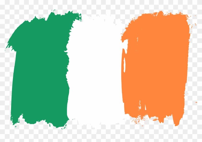 Ireland Flag Png - Ireland Flag Transparent Background #1377554