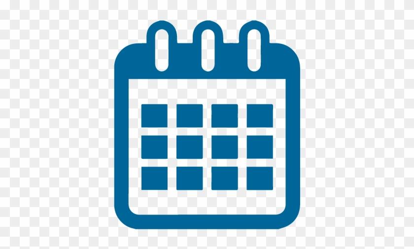 The Skillsusa Illinois 2018-2019 Calendar Is Now Available - Icono De Calendario Png #1379406