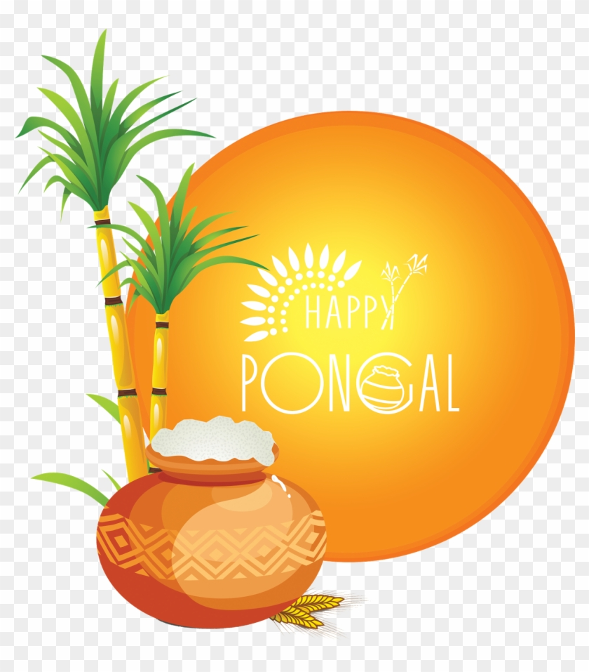 Clip Art Black And White Stock Happy Pot Stock Ping - Thai Pongal #1383079