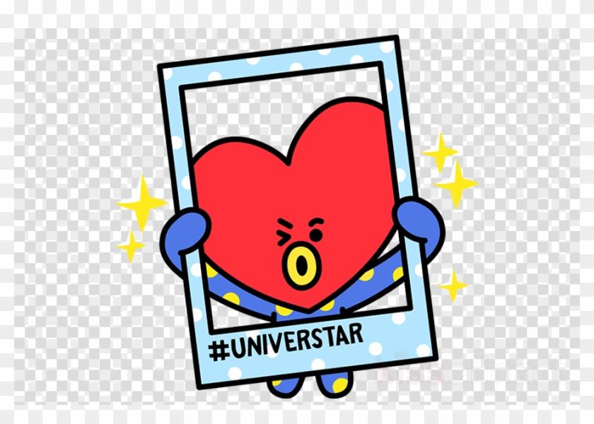329 3290250 download tata bt21 sticker clipart sticker bts bt21 tata bt21 transparent background