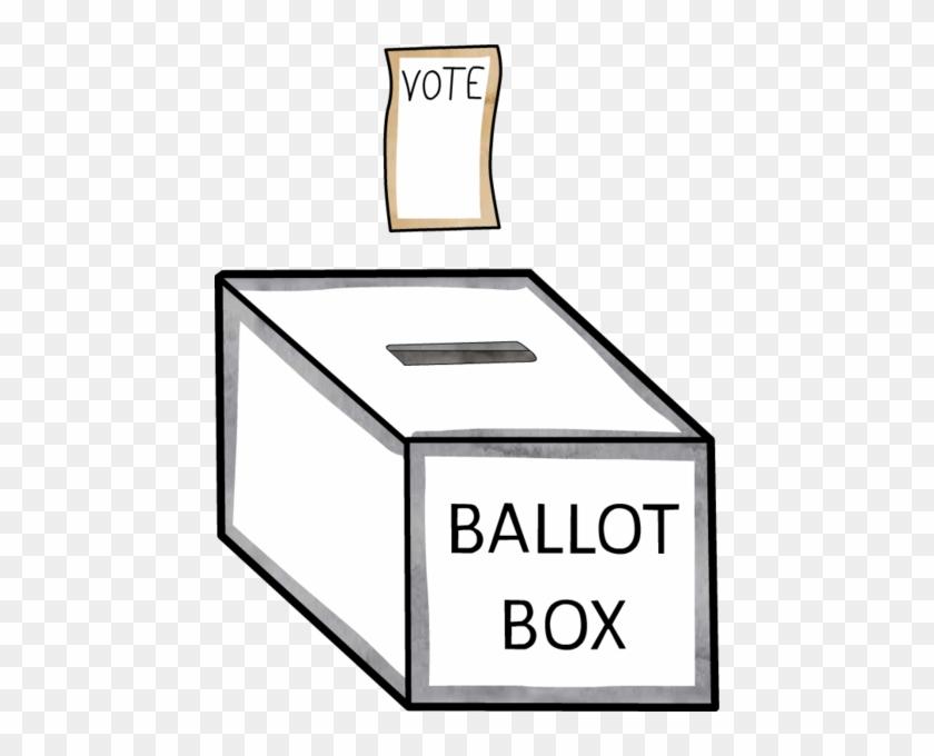 Ballot Box Vote Election - Ballot Voting #1386217