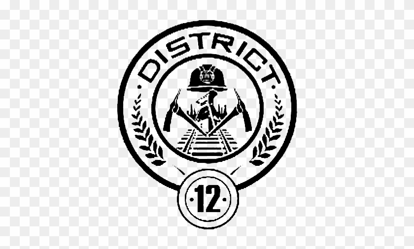 Hunger Games Png District Hunger Games District 12 Symbol Free