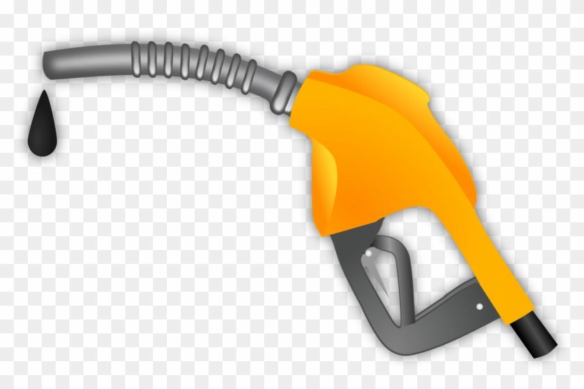 Gas Pump Nozzle Clipart - Gas Pump Handle Clip Art #215337