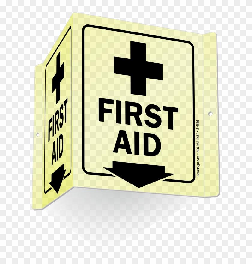 "Zoom - Buy - First Aid, 7"" X 10"", Rigid Plastic #215873"