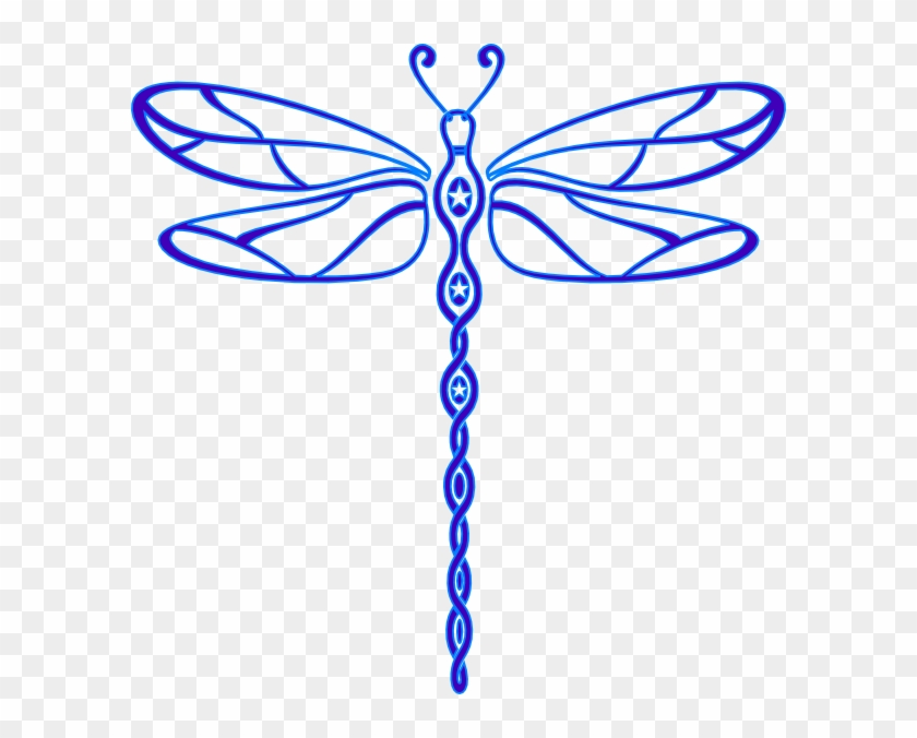 Native American Bird And Animal Symbols And Totems - Dragonfly Clipart Free #216156