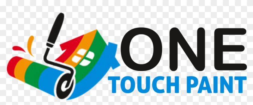 One Touch Paint Logo - Graphic Design #216876