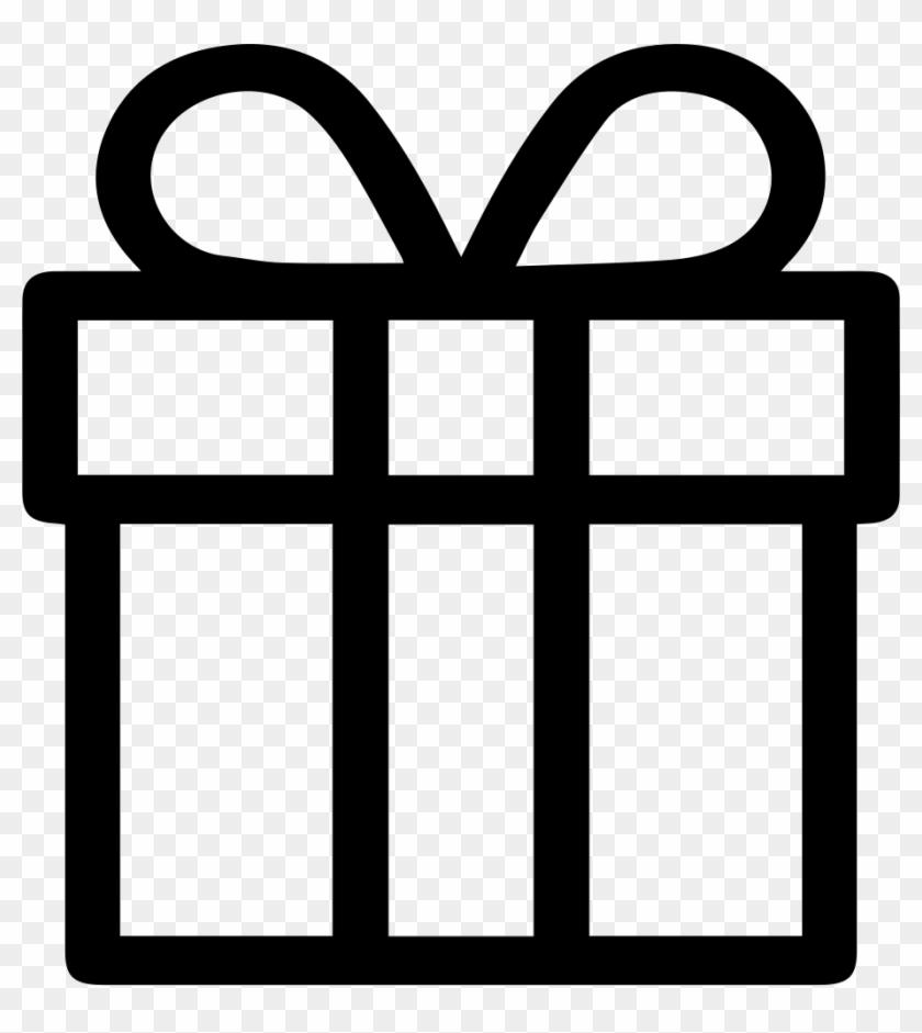 Promotion Comments - Vector Gift Icon Png #217151