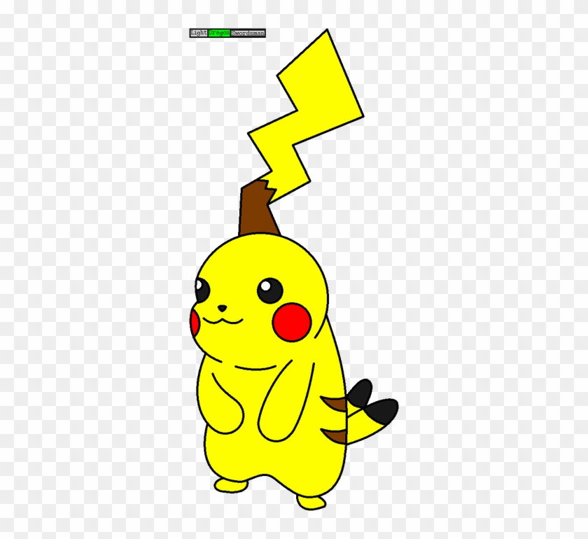 Glitched Pikachu Ibis Paint X To Ms Paint By Lightdragonswordsman - Ibis Paint X Drawings #217354