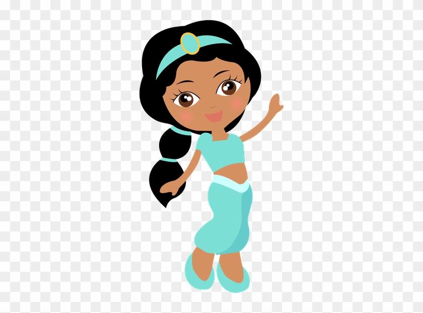 Aladin E Princesa Jasmine - Princesa Jasmine De Disney Bebe - Free ...
