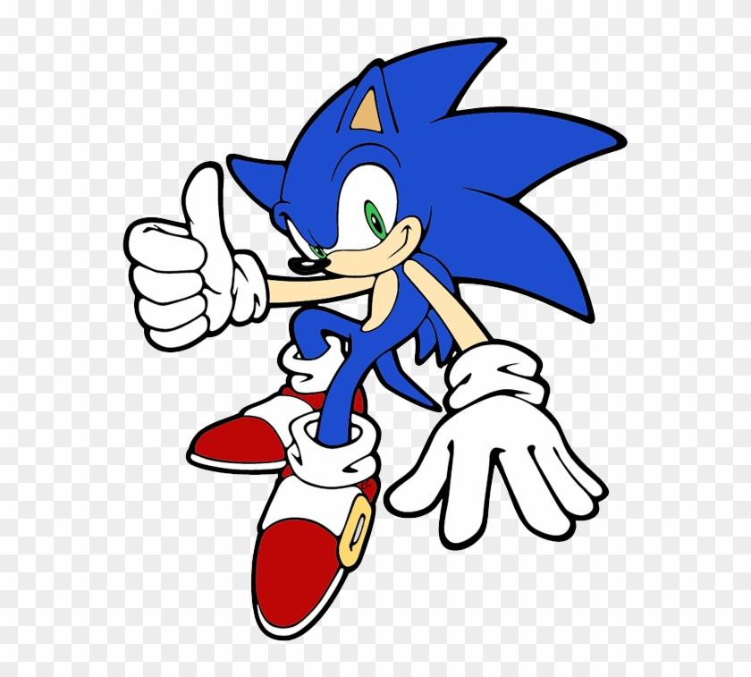 Sonic Clip Art Sonic The Hedgehog 2d Free Transparent Png