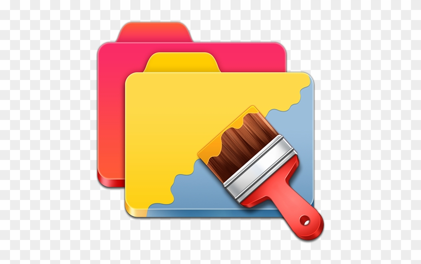 folder Designer•• Customize Folders On Your Mac • - Mac Folder Icons