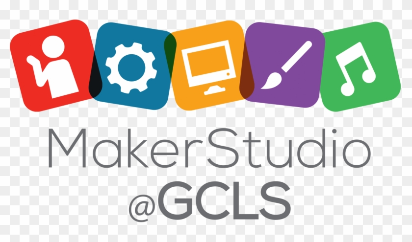 Studio Clipart Hardware And Software - Gloucester County Library Logo #218439