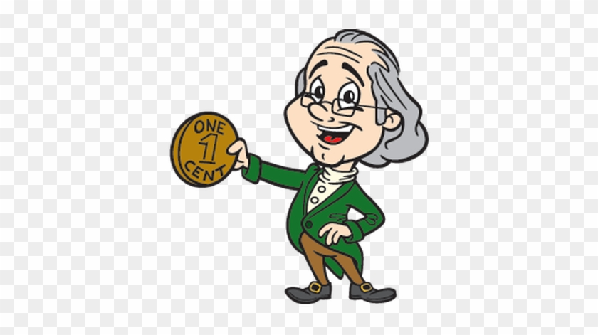 Ben Franklin Cartoons - Ben Franklin Clipart - Free Transparent PNG
