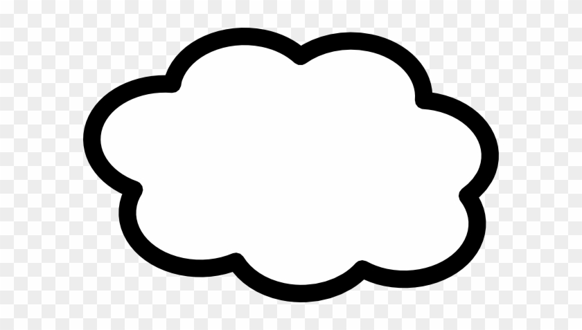 Better Cloud Clip Art At Clker - Public Switched Telephone Network #218513