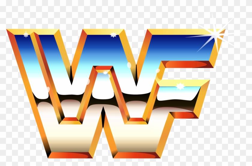 10 - Old School Wwf Logo #218608