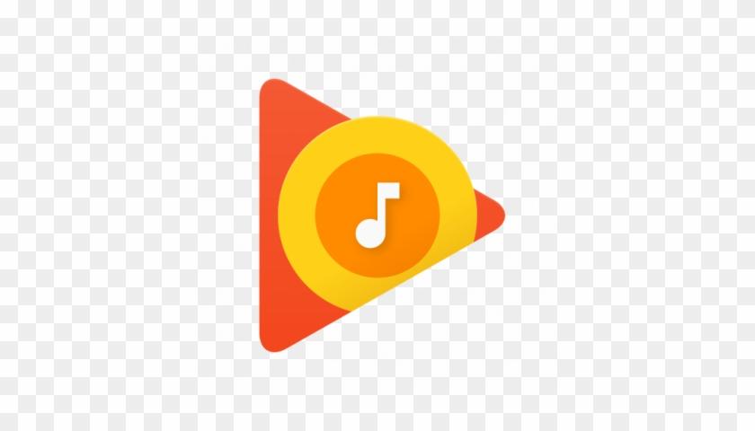Google Play Music Logo - Google Play Music Icon Png #218694